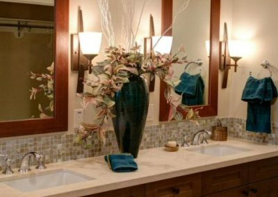 Bathroom Remodeled 2 sinks stewartstown, pa